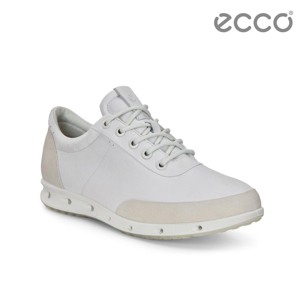ECCO COOL W 360度環繞防水休閒運動鞋  女-白
