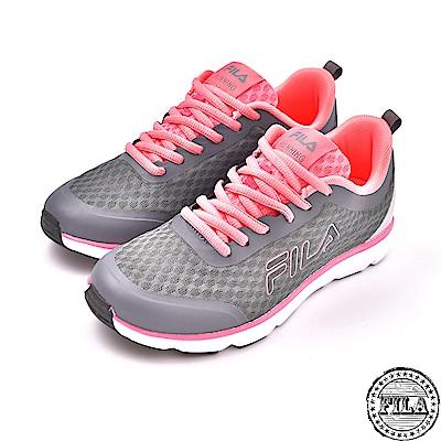 FILA 女款輕量慢跑鞋 5-J319S-445