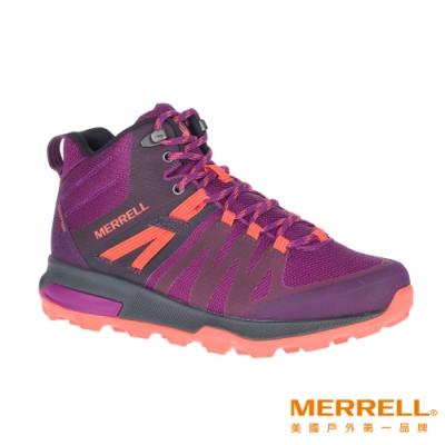 MERRELL ZION FST MID WP中筒防水登山鞋(ML035402)