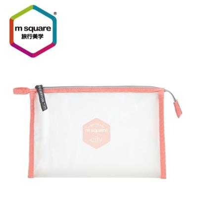 m square城市系列防水毛巾包