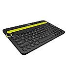 Logitech 羅技 K480 多功能藍芽鍵盤(黑)