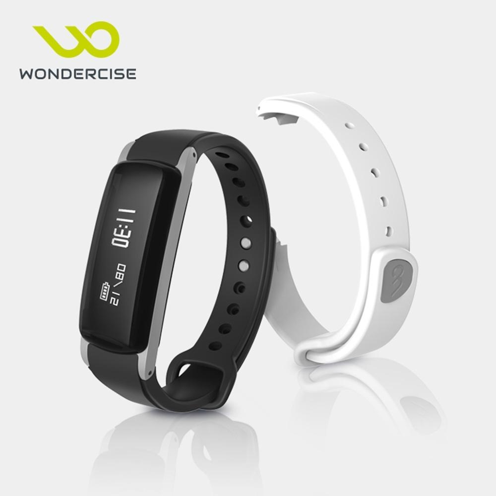 Wondercise光感應體力檢測錶 錶帶(共兩色)