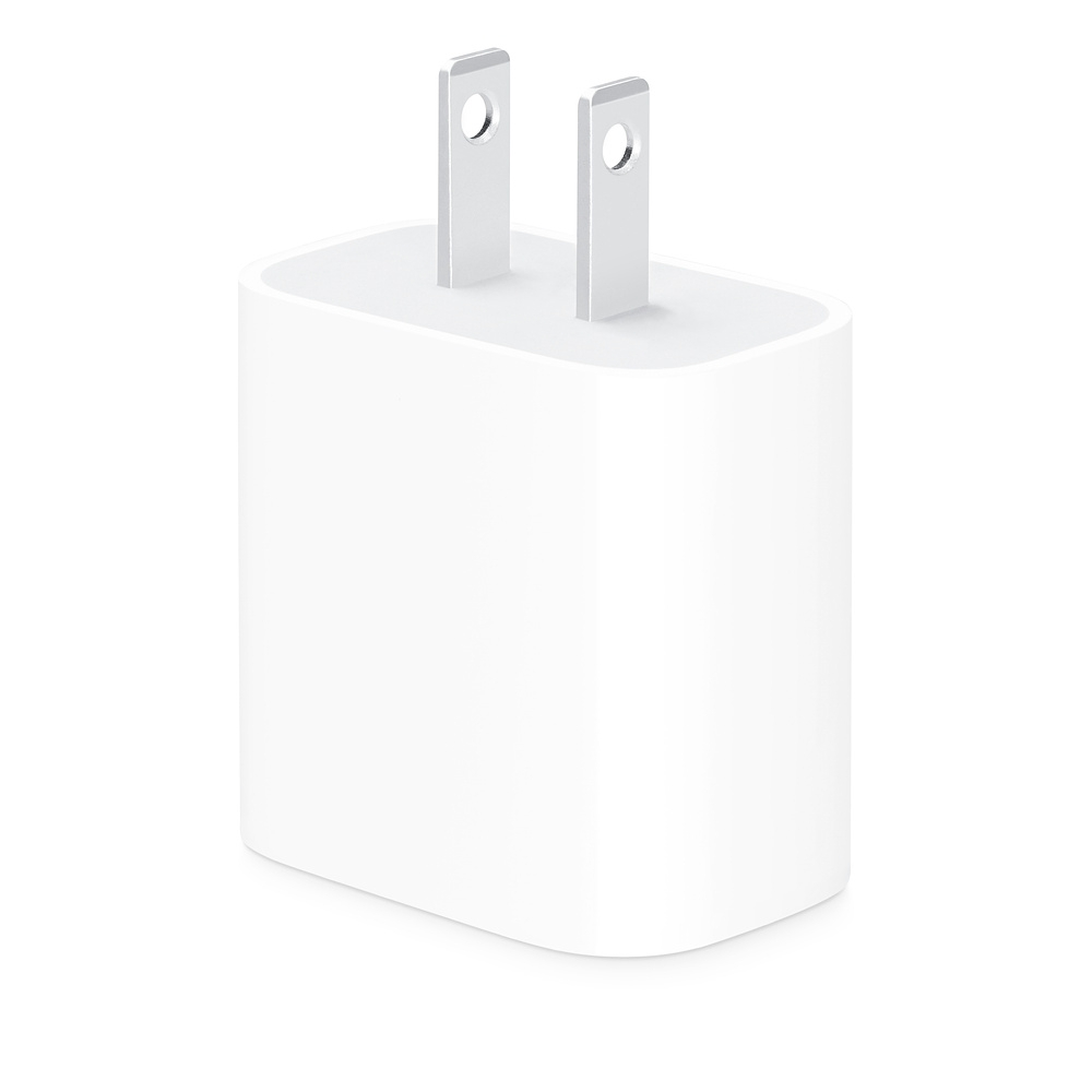 Apple 20W USB-C 電源轉接器 (MHJA3TA/A)