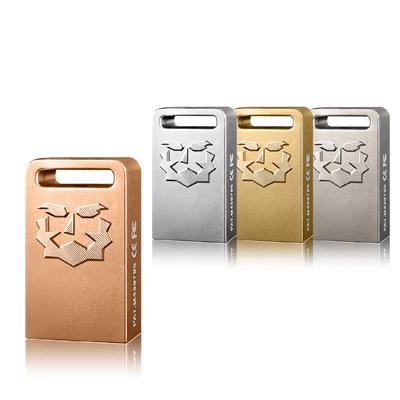 達墨TOPMORE ZH Plus USB3.0 16GB 鋅合金精工隨身碟