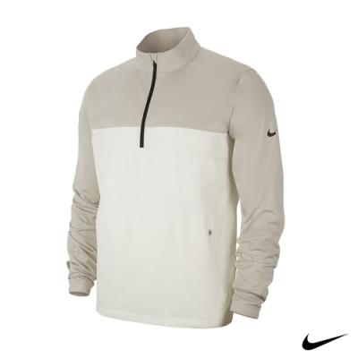 Nike  男 1/2拉鍊防潑上衣 卡其 BV0388-221