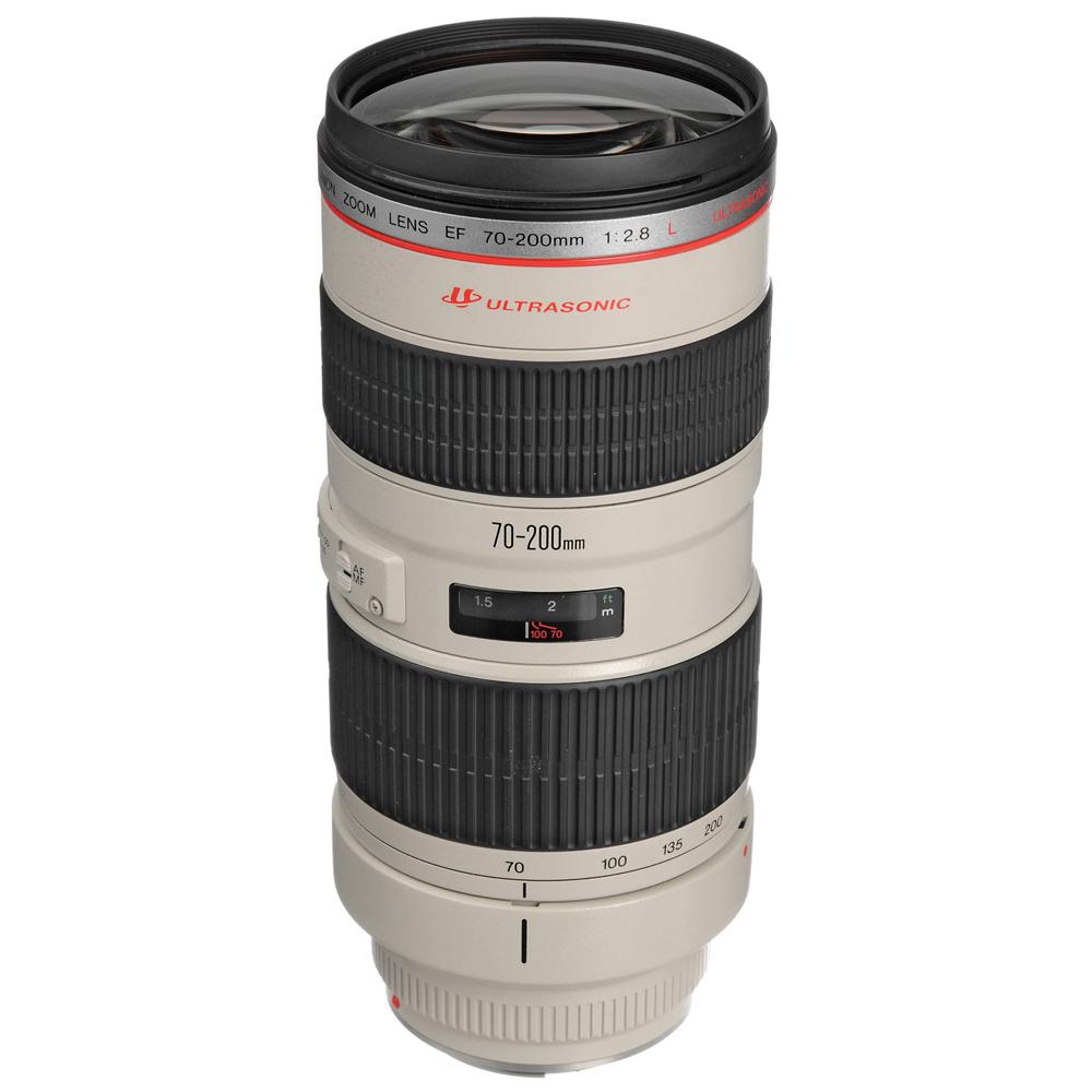 Canon EF 70-200mm F2.8L USM 望遠變焦鏡頭(公司貨)