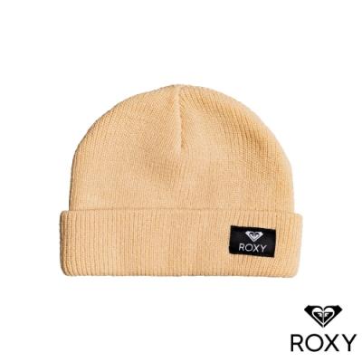 【ROXY】ISLAND FOX 毛帽 米色