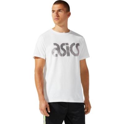 ASICS 亞瑟士  男 短袖上衣 JSY FOIL BL SS TEE 2191A355-101