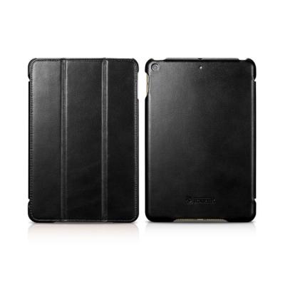 ICARER 復古系列 iPad mini 5 (2019) 三折站立 手工真皮皮套