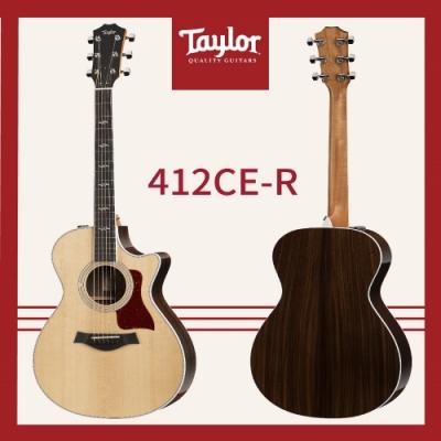 Taylor 412CE-R電木吉他