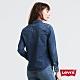 Levis 女款 牛仔襯衫 Barstow V型雙口袋 經典修身版型 彈性布料 product thumbnail 1