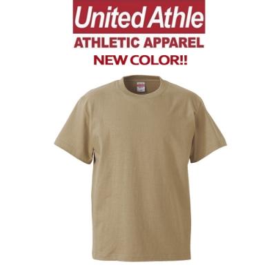 United Athle 日系無印柔棉素T 經典UA 銷售冠軍