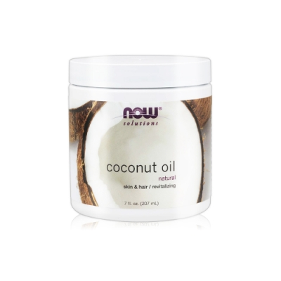NOW 純淨椰子油(7oz/207ml)Coconut Oil Pure