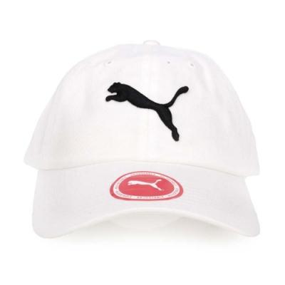 PUMA 基本系列棒球帽 白黑