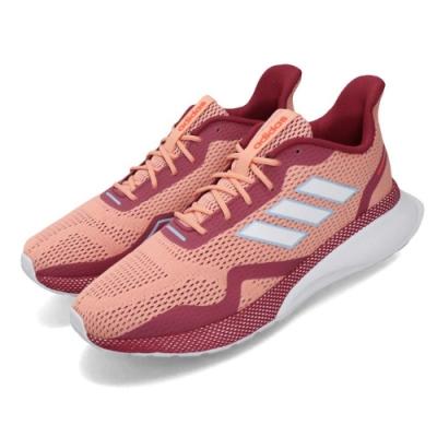 adidas 慢跑鞋 Nova Run X 運動休閒 女鞋