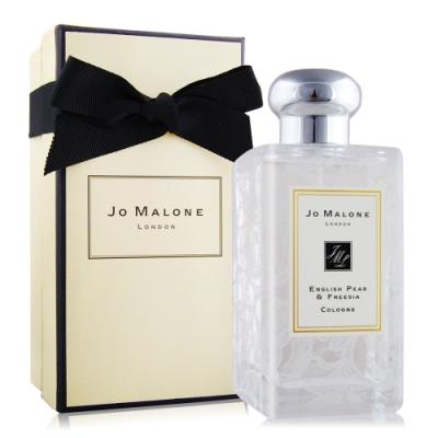 Jo Malone 英國梨與小蒼蘭-雛菊葉款香水100ml婚禮蕾絲限定-國際航空版