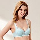 黛安芬-美型嚴選系列包覆美型 B-D全罩杯內衣 藍
