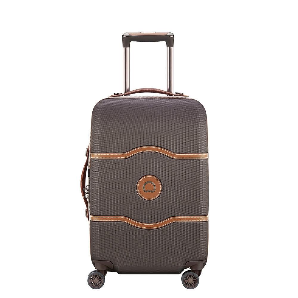 【DELSEY】CHATELET AIR-20吋旅行箱-咖啡色 00167280106