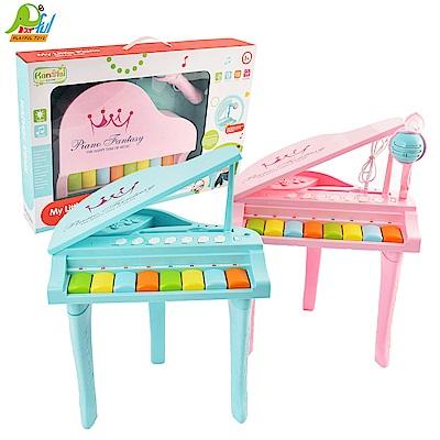 Playful Toys 頑玩具 三角電子琴+麥克風