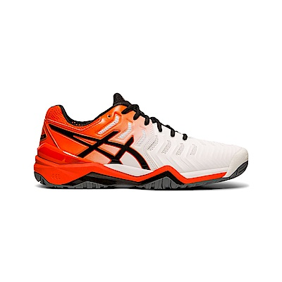 ASICS Gel-Resolution 7網球鞋 男E701Y-100