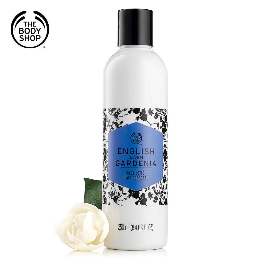 The Body Shop 英國山梔花身體潤膚乳-250ML