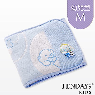 【TENDAYs】健康薄毯幼兒型(M粉藍)