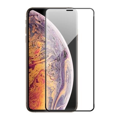 iPhone 11 9D 滿版透明 9H 鋼化玻璃膜 手機螢幕保護貼
