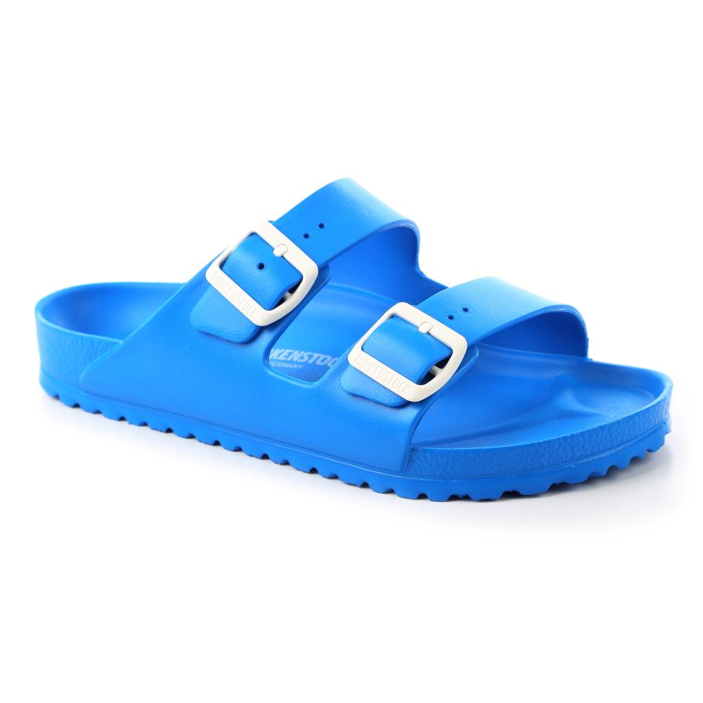 勃肯BIRKENSTOCK1003504亞利桑那EVA經典二條拖鞋(天空藍)