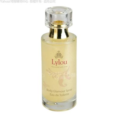 德國Lylou-Body Glamour Spray奢華金莎激情淡香水(50ml)