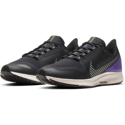 NIKE 運動鞋 氣墊 避震 慢跑 路跑 運動鞋 黑紫 男鞋 AQ8005002 AIR ZOOM PEGASUS 36 SHIELD