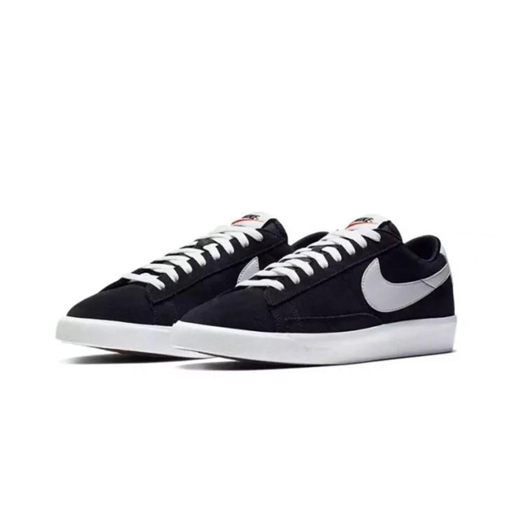 Nike Blazer Low Prm Vntg Suede 麂皮復古休閒鞋/滑板鞋 538402-004