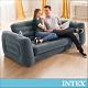 INTEX 二合一雙人充氣沙發床(66552) product thumbnail 1