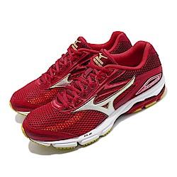Mizuno 慢跑鞋 Wave Legend 4 男鞋