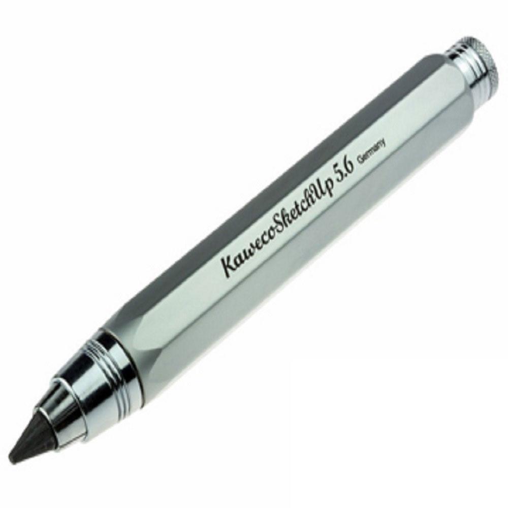 德國KAWECO Sketch Up 黃銅包霧鉻自動鉛筆 5.6mm