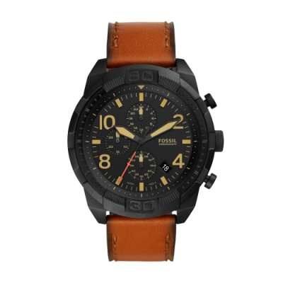 FOSSIL 移動城市型男腕錶(FS5714)50mm