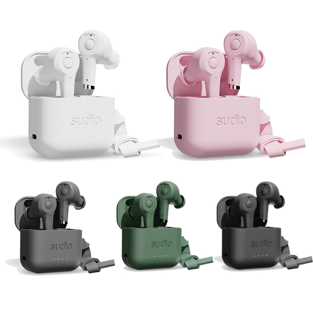 SUDIO ETT 真無線抗噪藍牙耳機 product image 1