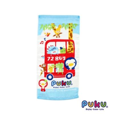 【PUKU】BUS純棉毛巾-45*30cm