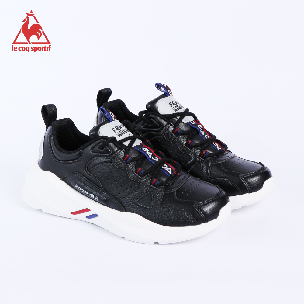 法國公雞牌運動鞋 LYK7334099-中性-黑