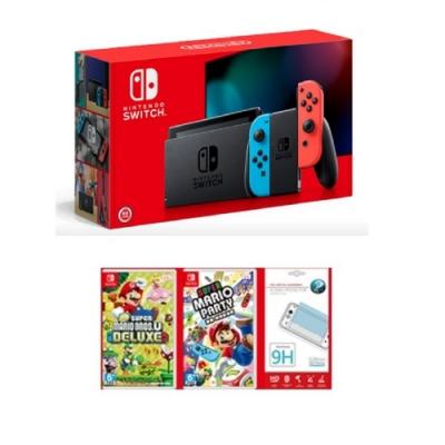 任天堂 Nintendo Switch 瑪利歐雙重包