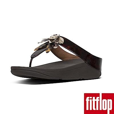 FitFlop CONGA夾腳涼鞋棕色