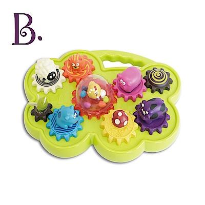美國【B.Toys】轉圈圈合聲農場
