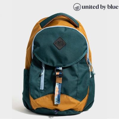United by Blue 814-057 25L Transit Pack 防潑水後背包 / 深綠駝色