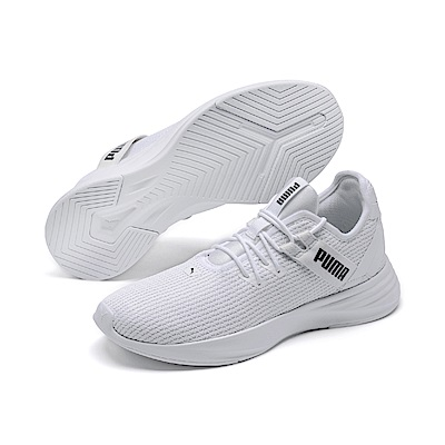 PUMA-Radiate XT Wn s 女性有氧運動鞋-白色