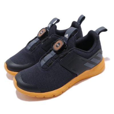 adidas 慢跑鞋 RapidaFlex Boa 童鞋