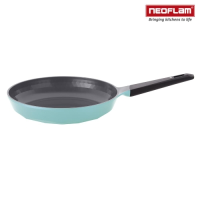 韓國NEOFLAM Carat系列 陶瓷不沾平底鍋28cm (鑽石鍋)