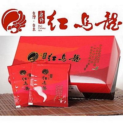 鹿野地區農會 紅烏龍(2.5gx30包)/盒