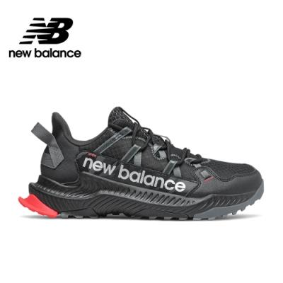 【New Balance】越野跑鞋_男性_黑色_MTSHARK-2E楦
