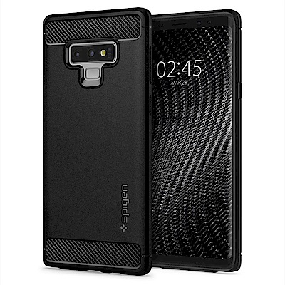 SGP/ Spigen Galaxy Note 9 Rugged Armor軍規防摔手機殼
