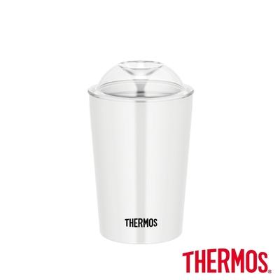 THERMOS膳魔師 不鏽鋼真空杯0.3L(思樂杯)(JDJ-300-WH)