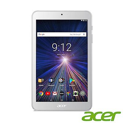 Acer Iconia One8 B1-870 8吋IPS四核WiFi/16G-白色(福)